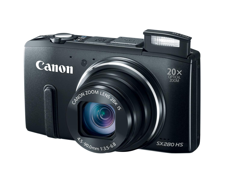 Canon_sx280hs_black_front